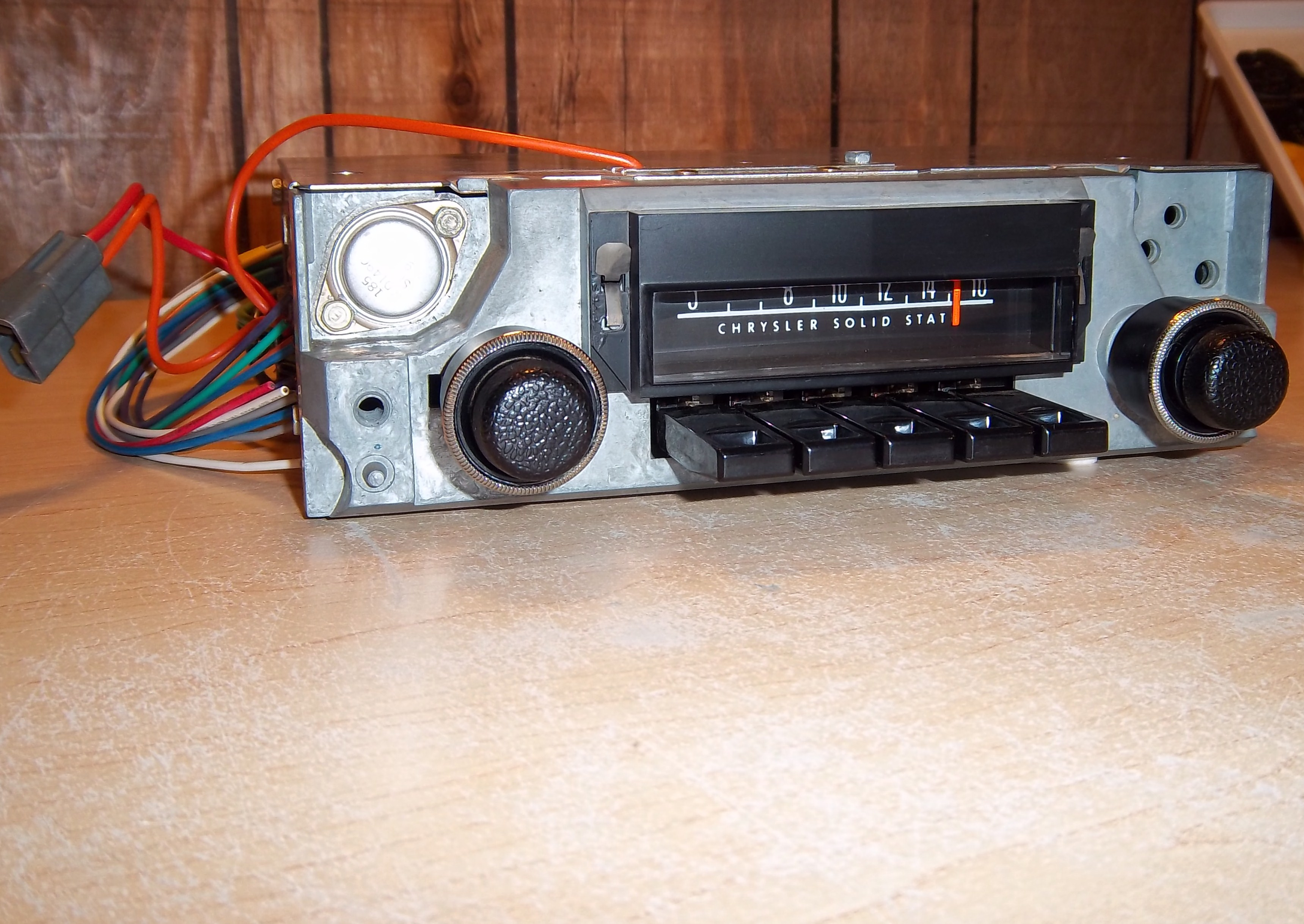 FM CONVERSIONS and MP3 Jack installations