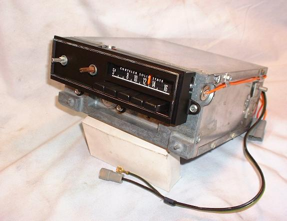 Ward's Classic Car Radio Repair